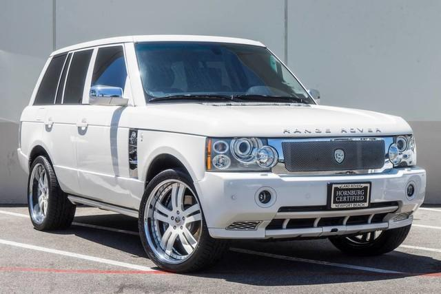 Photo Used 2008 Land Rover Range Rover Supercharged