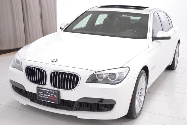 Photo Used 2013 BMW 750 Li xDrive