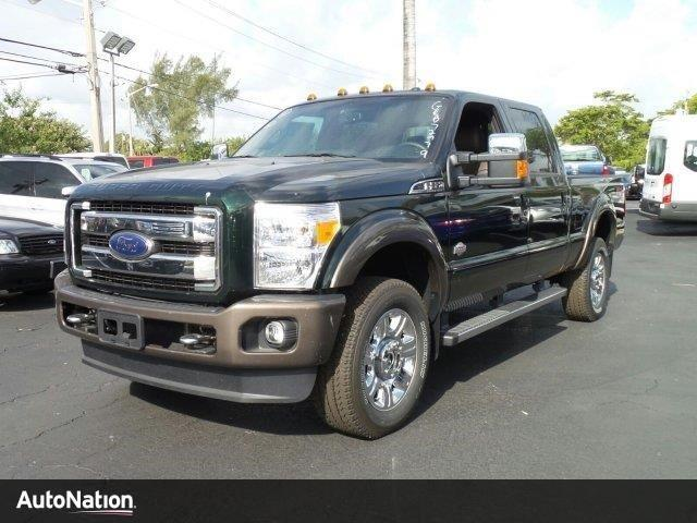 Photo Used 2016 Ford F350 King Ranch