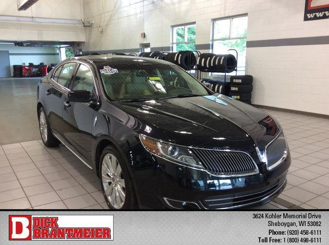 Photo Used 2014 Lincoln MKS EcoBoost