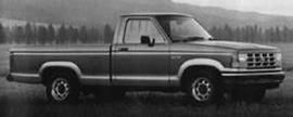 Photo Used 1990 Ford Ranger