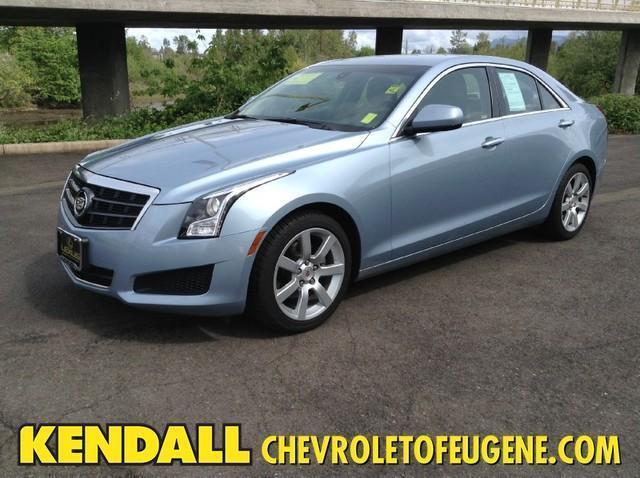 Photo Used 2013 Cadillac ATS 2.5L