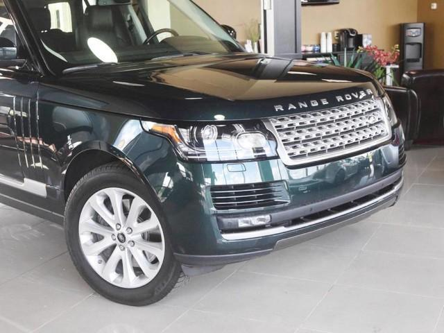 Photo Used 2013 Land Rover Range Rover HSE