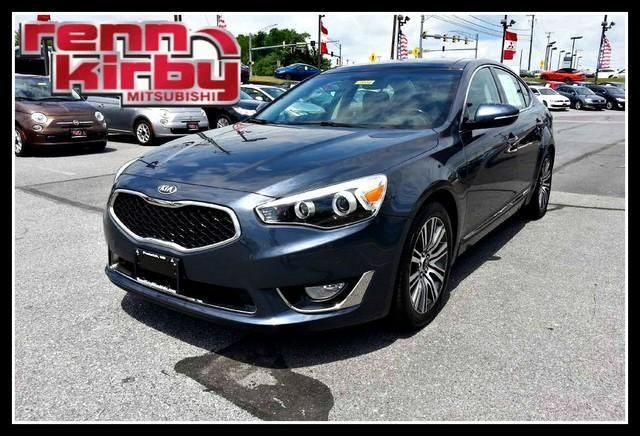 Photo Used 2014 Kia Cadenza Premium