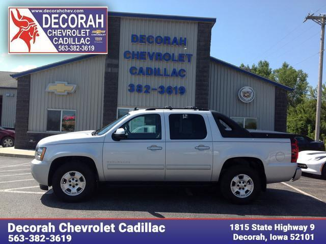 Photo Used 2011 Chevrolet Avalanche 1500 LT