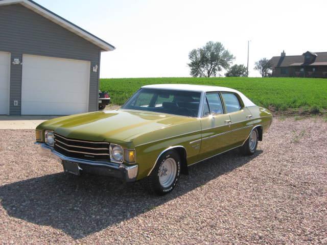 Photo Used 1972 Chevrolet Chevelle Malibu