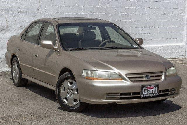 Photo Used 2002 Honda Accord EX-L