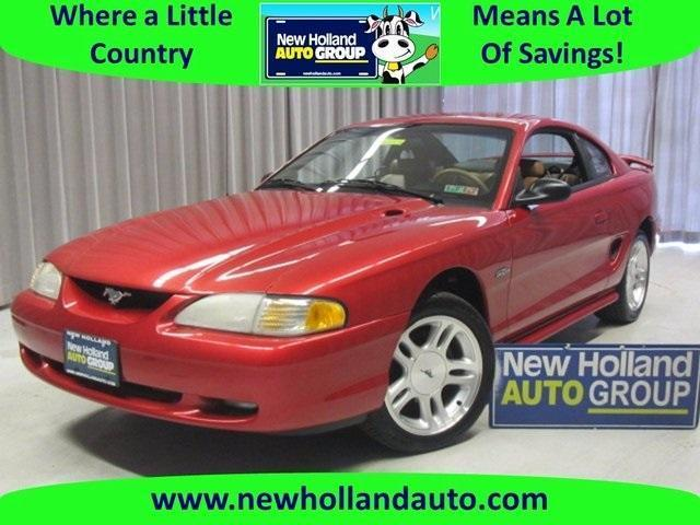 Photo Used 1998 Ford Mustang GT