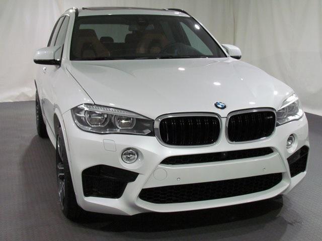 Photo Used 2015 BMW X5 M Base