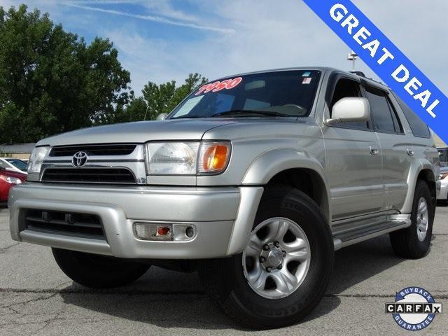 Photo Used 2001 Toyota 4Runner Limited