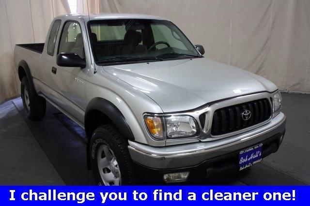 Photo Used 2004 Toyota Tacoma Xtracab