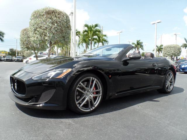 Photo Used 2014 Maserati GranTurismo MC