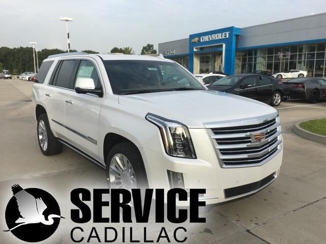 Photo Used 2016 Cadillac Escalade Platinum