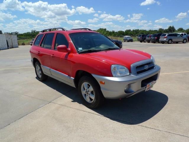 Photo Used 2005 Hyundai Santa Fe GLS