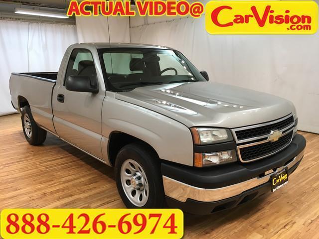 Photo Used 2007 Chevrolet Silverado 1500 Work Truck