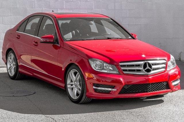 Photo Used 2013 Mercedes-Benz C300
