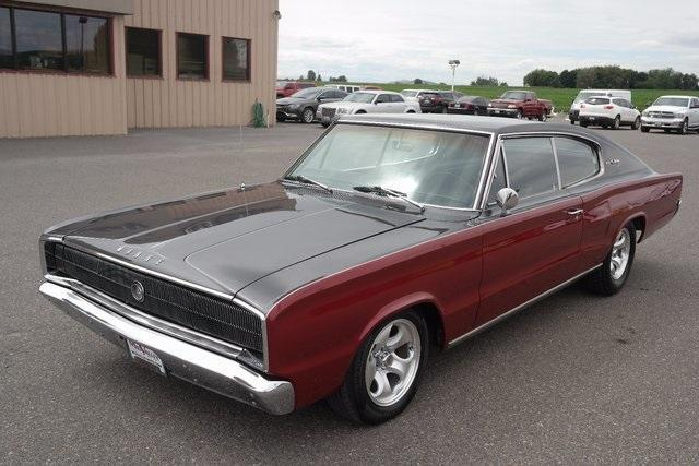 Photo Used 1967 Dodge Charger