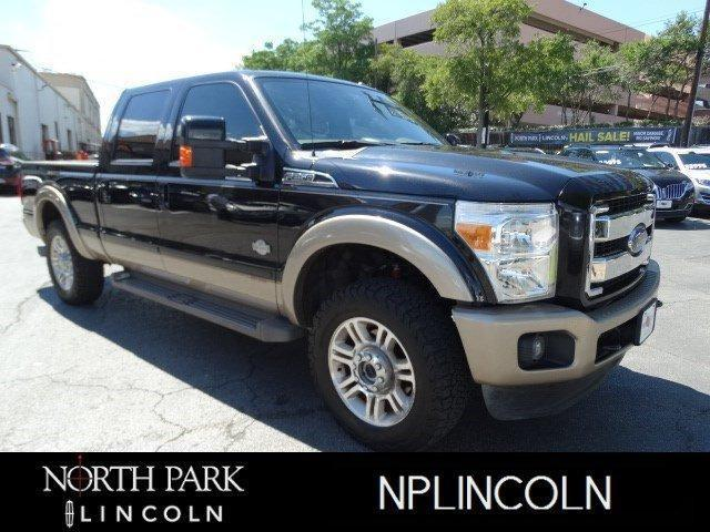 Photo Used 2013 Ford F250 King Ranch