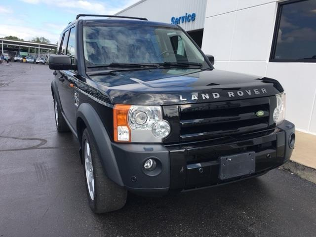 Photo Used 2008 Land Rover LR3 HSE