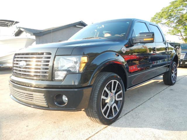Photo Used 2010 Ford F150 Harley-Davidson