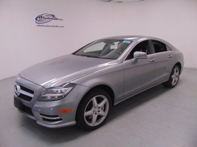 Photo Used 2014 Mercedes-Benz CLS550 4MATIC