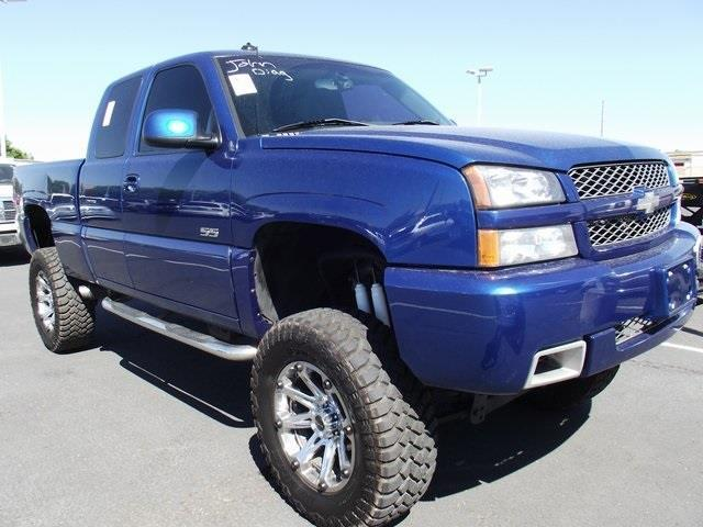 Photo Used 2003 Chevrolet Silverado 1500 SS Extended Cab