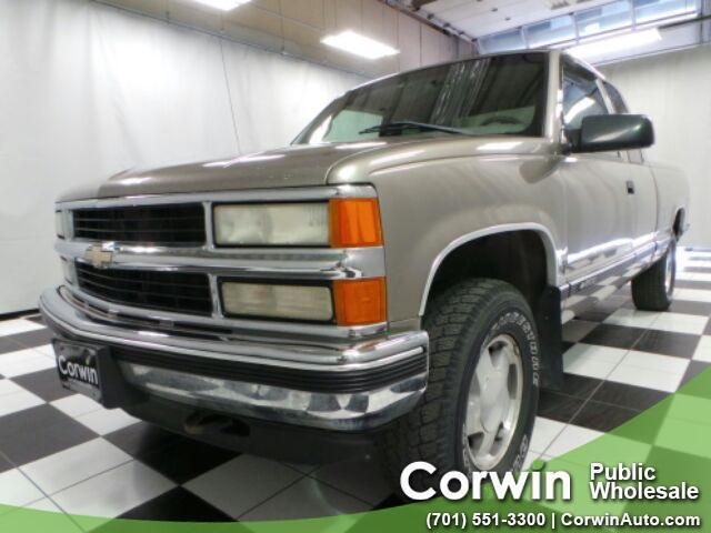 Photo Used 1998 Chevrolet 1500 Silverado