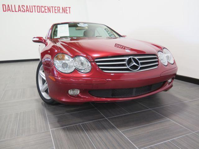 Photo Used 2005 Mercedes-Benz SL-Class SL500 Roadster