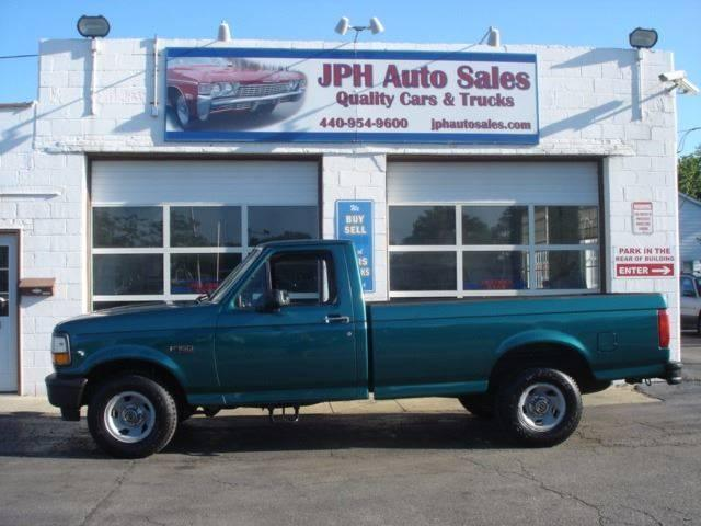 Photo Used 1996 Ford F150 XL