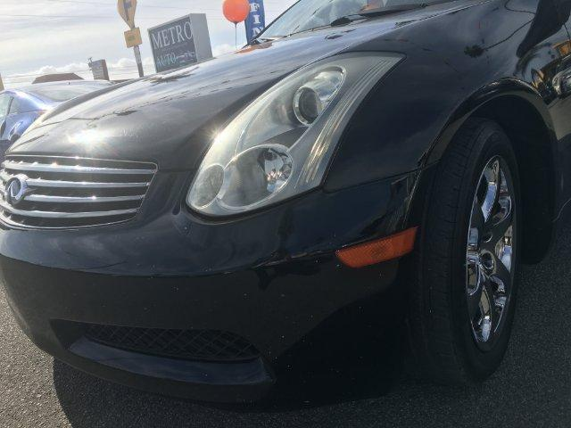 Photo Used 2006 Infiniti G35 Base