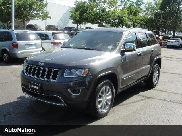 Photo Used 2014 Jeep Grand Cherokee Limited
