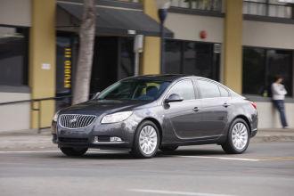 Photo Used 2012 Buick Regal Turbo Premium 1