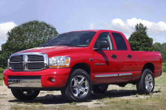 Photo Used 2006 Dodge Ram 1500 ST