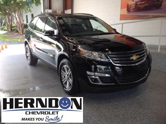 Photo Used 2016 Chevrolet Traverse 1LT