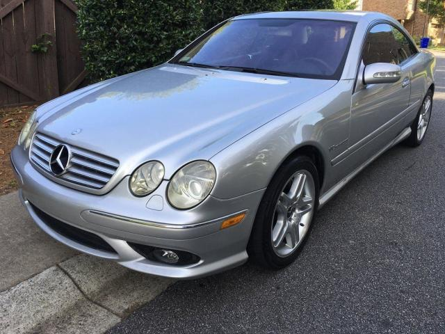 Photo Used 2004 Mercedes-Benz CL55 AMG