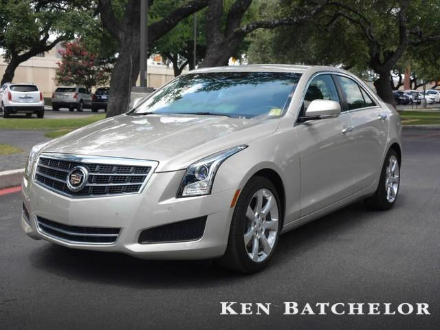 Photo Used 2013 Cadillac ATS 2.5L Luxury