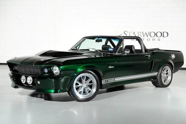 Photo Used 1967 Ford Mustang Shelby GT