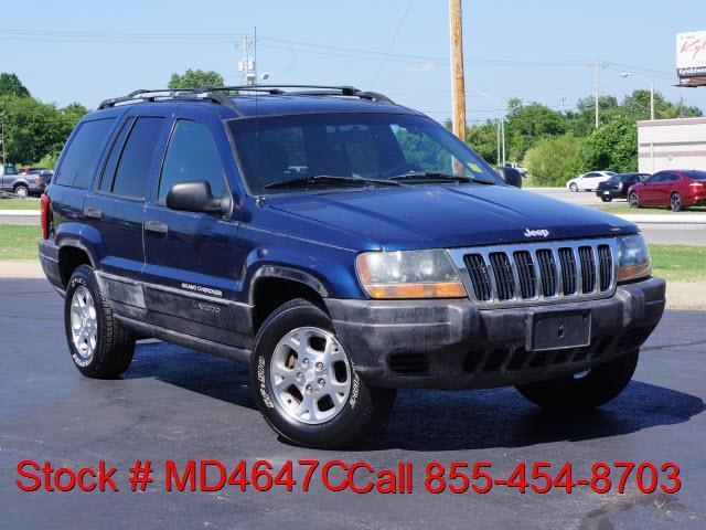 Photo Used 1999 Jeep Grand Cherokee Laredo