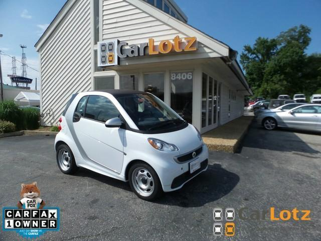 Photo Used 2015 smart ForTwo Passion