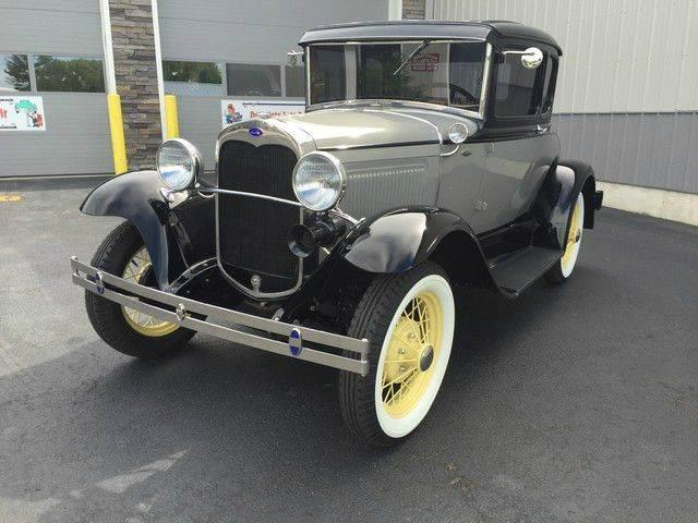 Photo Used 1930 Ford Model A