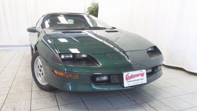 Photo Used 1997 Chevrolet Camaro Z28