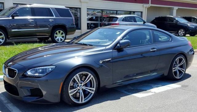 Photo Used 2013 BMW M6 Base