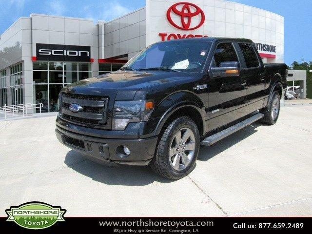 Photo Used 2014 Ford F150 FX2