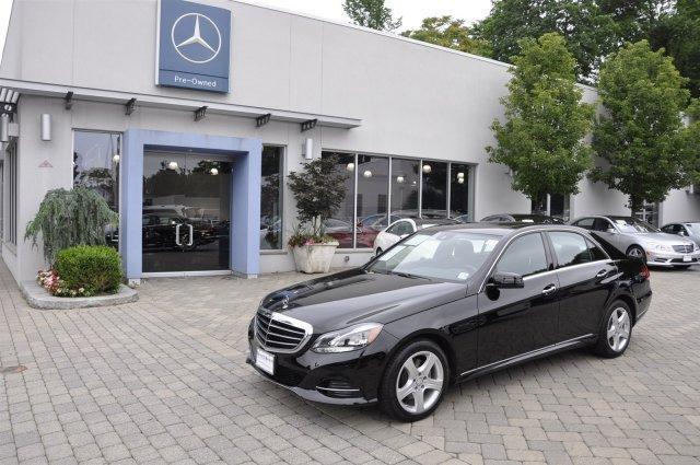 Photo Used 2014 Mercedes-Benz E350 4MATIC