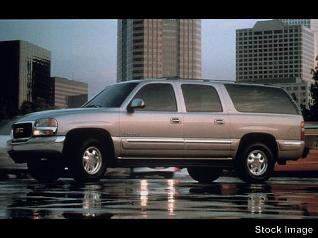 Photo Used 2001 GMC Yukon XL 1500 SLT