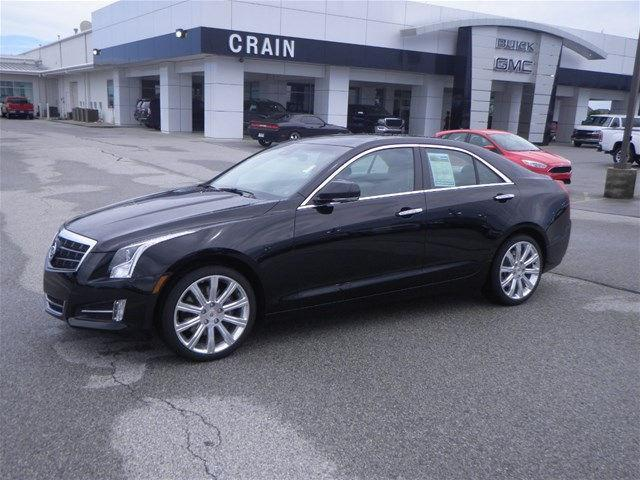 Photo Used 2014 Cadillac ATS 3.6L Premium