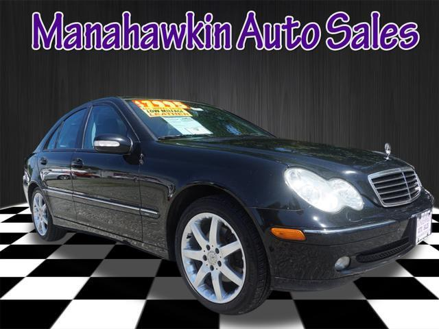 Photo Used 2003 Mercedes-Benz C320 4MATIC