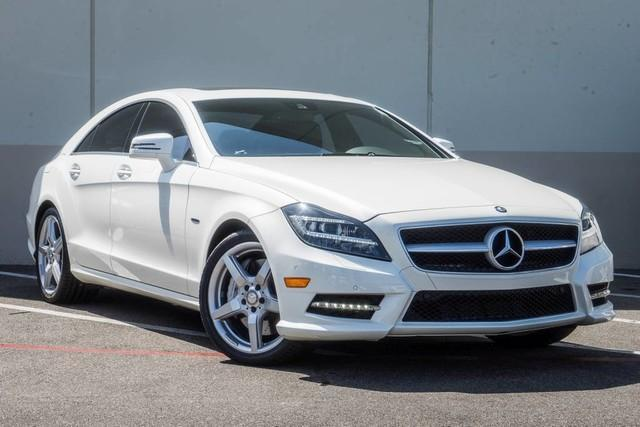 Photo Used 2012 Mercedes-Benz CLS550