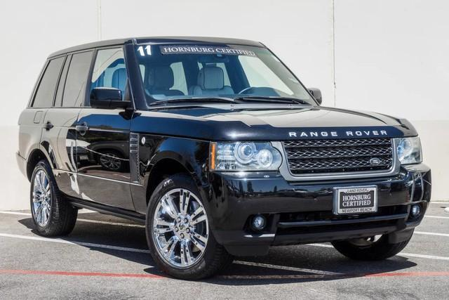 Photo Used 2011 Land Rover Range Rover HSE