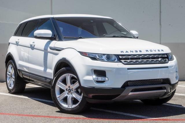 Photo Used 2013 Land Rover Range Rover Evoque Pure